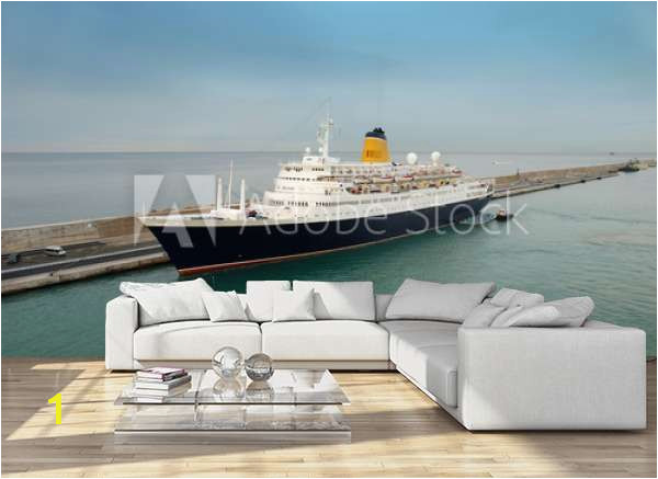 home design living room sofa apartament icholakov retro ocean liner D