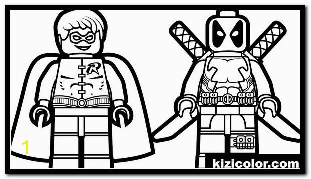deadpool coloring pages 27