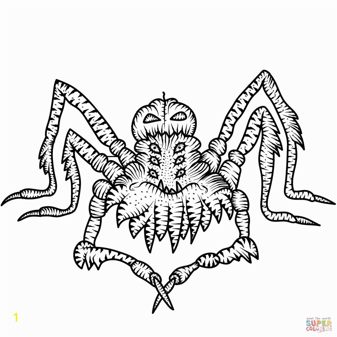scary spider coloring page girl pages free printable earth x may parker ghost hot pop the spiderman robot anime walgreens marvel legends spidey 1092x1092