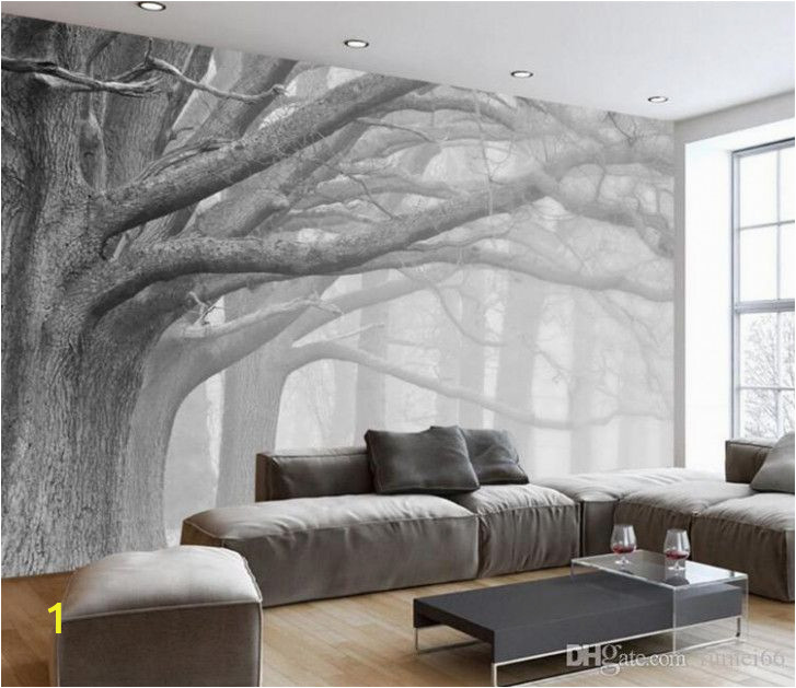 Dark forest Wall Mural why Wandbilder Schlafzimmer Modern Had Been so Popular Till