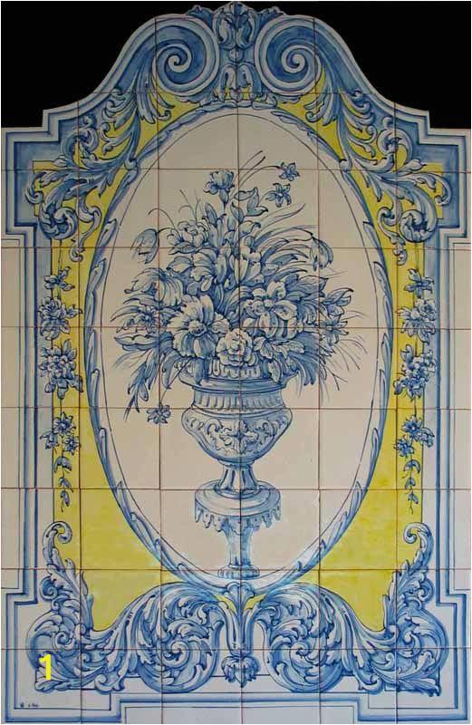 Decorative Wall Tiles Murals Tile Murals Spanish Tile Victorian Tile Decorative Tile