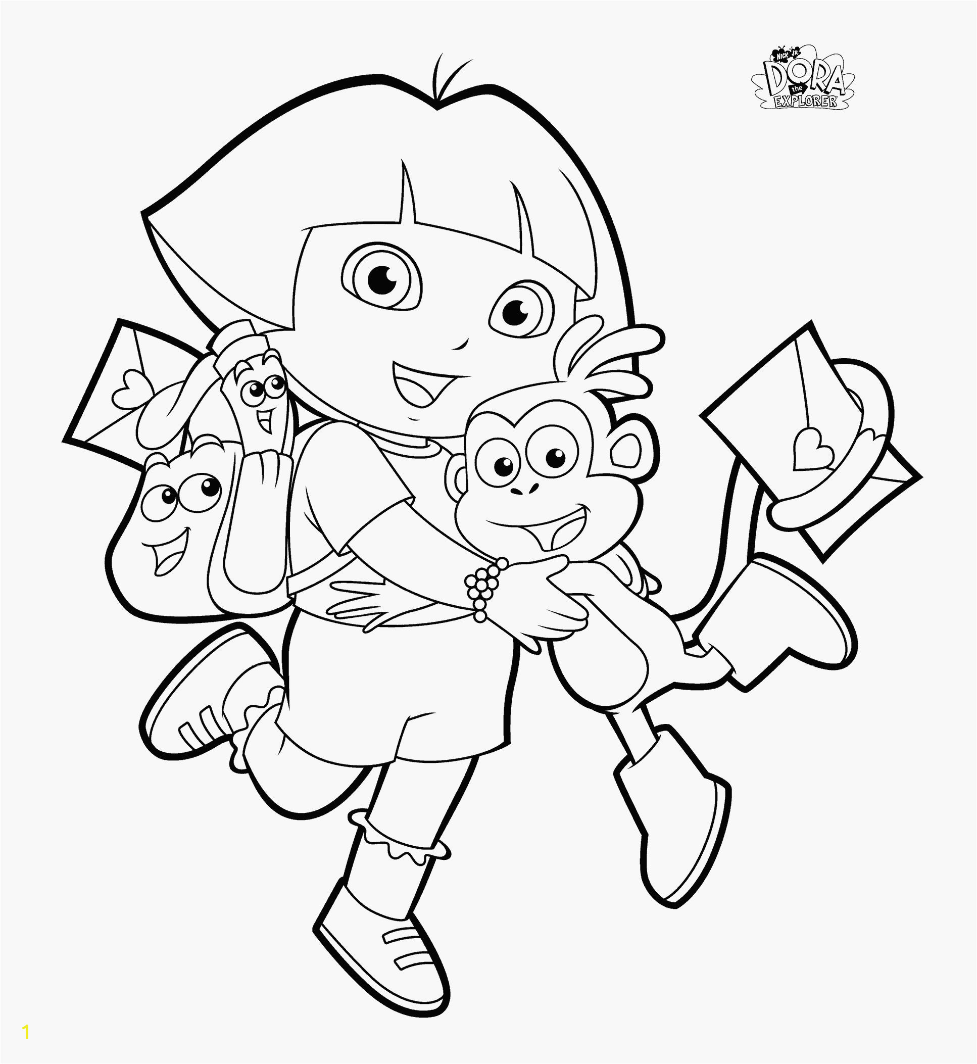 Diego Halloween Coloring Pages Backpack Coloring Page Coloring Pages Dora Coloring Pages