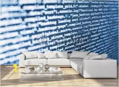 Digital Printing Wall Murals 682 405 Technology Background Display Wall Murals Canvas