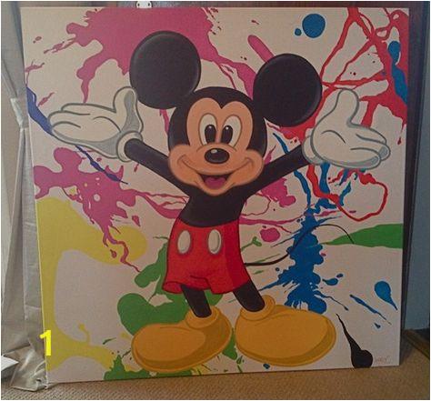 4d0dff6e0a1e436a ae78f4cf63e mural wall disney art