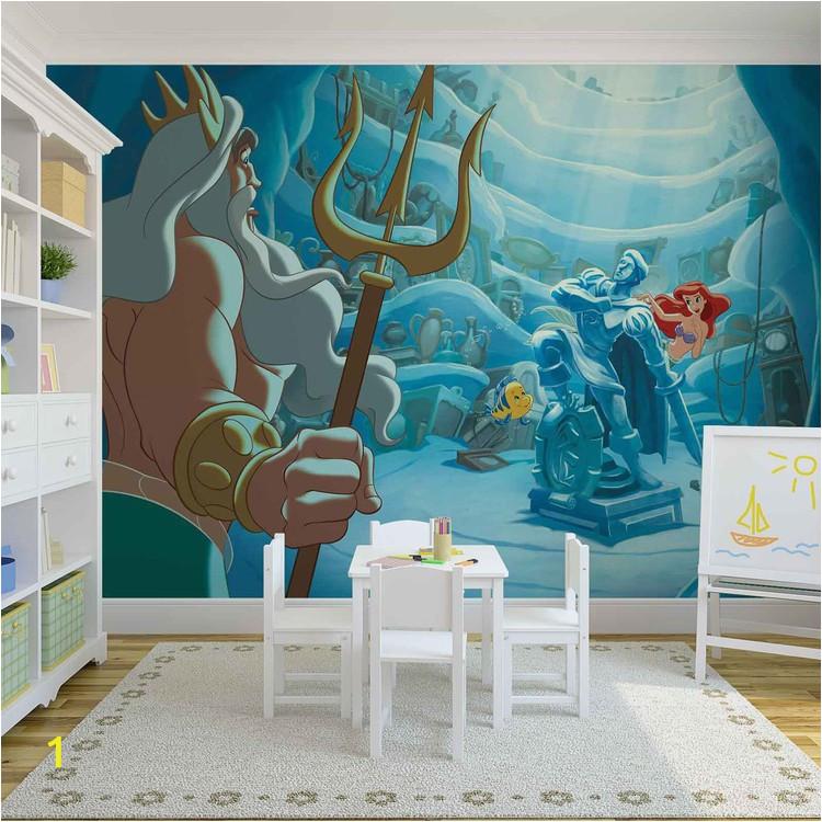 Disney Little Mermaid Wall Mural Fototapeta Disney Malá Morská Vla Ariel