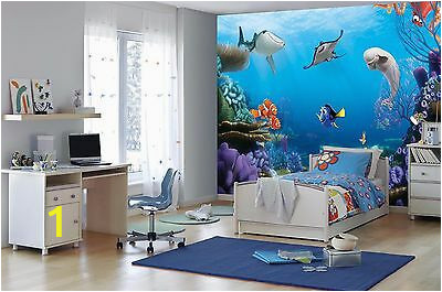 Wall Mural Wallpaper FINDING DORY Kids Room