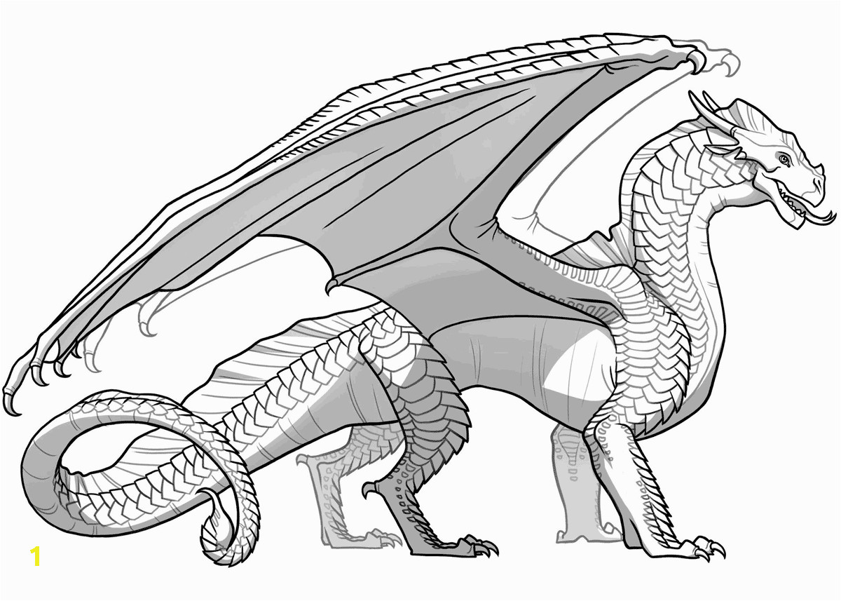 dragon coloring pages for adults free cool older kids sheets