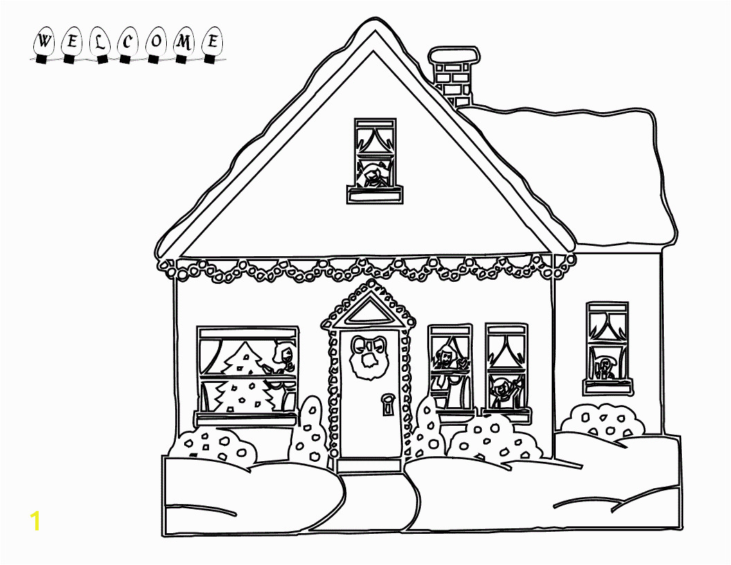 house coloring pages 12 7457