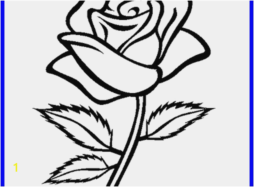 coloring pages flowers photo inspiring easy cute coloring pages flower rose star pics for of coloring pages flowers