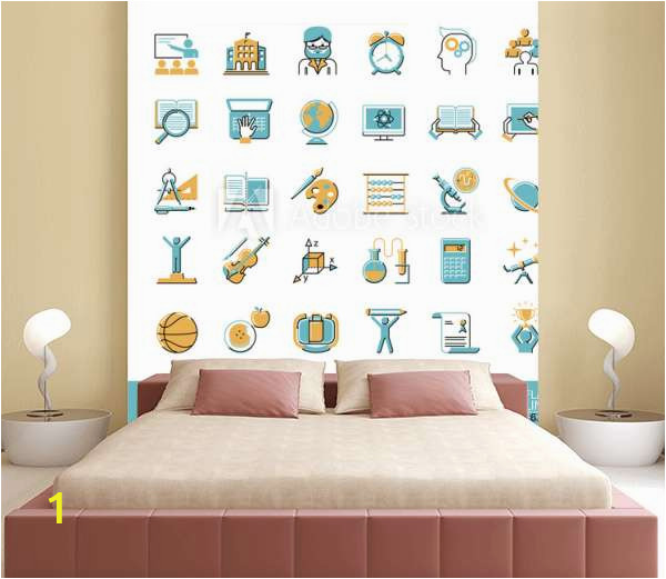 home design modern bedroom dejan jovanovic collection od educational icons back to school C