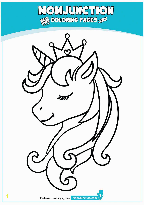 Emoji Unicorn Coloring Page Beautiful Unicorn Head Coloring Page
