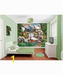 Fairy Wall Murals Uk Buy Walltastic Jungle Adventure Wall Mural at Argos