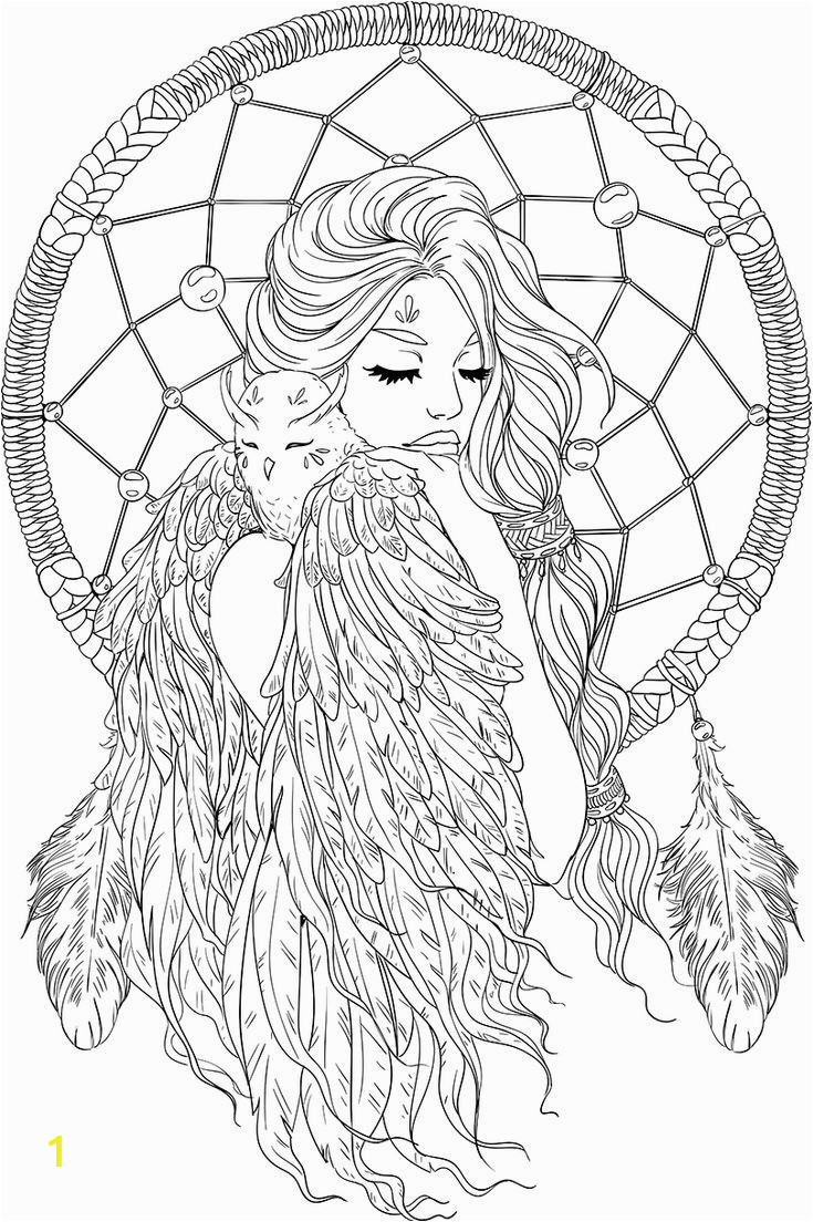 fantasy coloring pagesetailed for adults fairies and to print beautiful