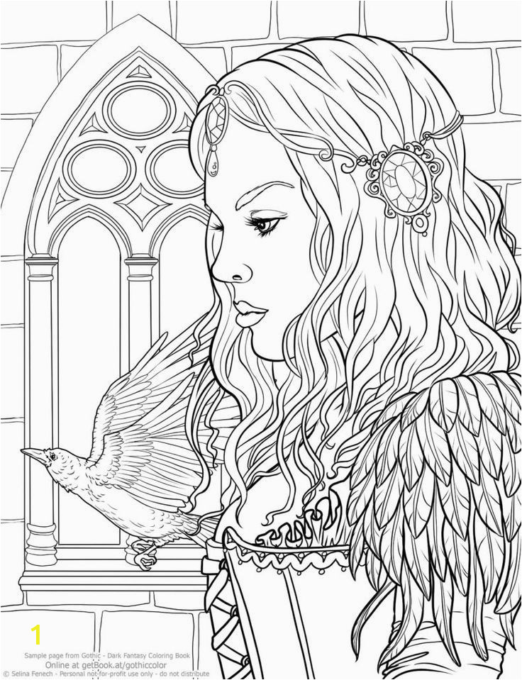 luxury fantasy coloring pages of fantasy coloring pages