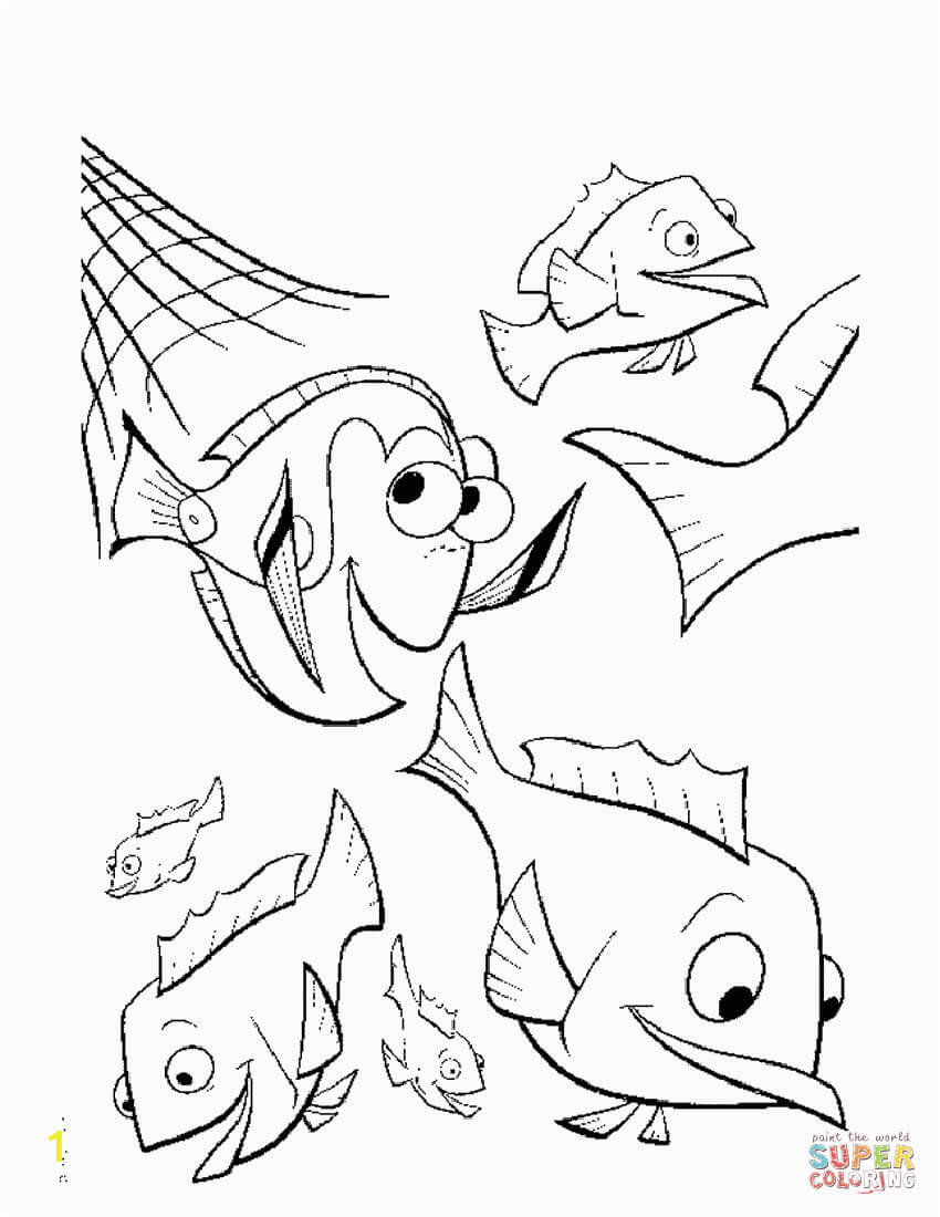 Finding Nemo Bruce Coloring Pages Coloring Finding Nemo Coloring Pages Free Tremendousline