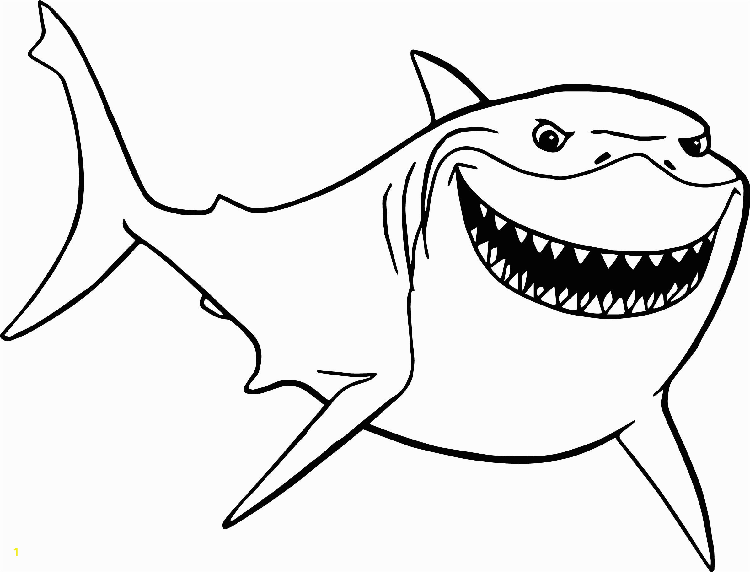 coloring sheets awesome nemo printable finding new bruce from nemoes karene free for adults to print kids animal sheet colouring pictures pages