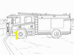 Fire Truck Printable Coloring Pages 15 Best Ausmalbilder Feuerwehr Images