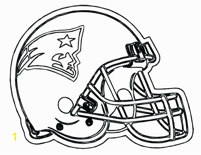 coloring pages football helmet patriots new logo lsu christmas pdf