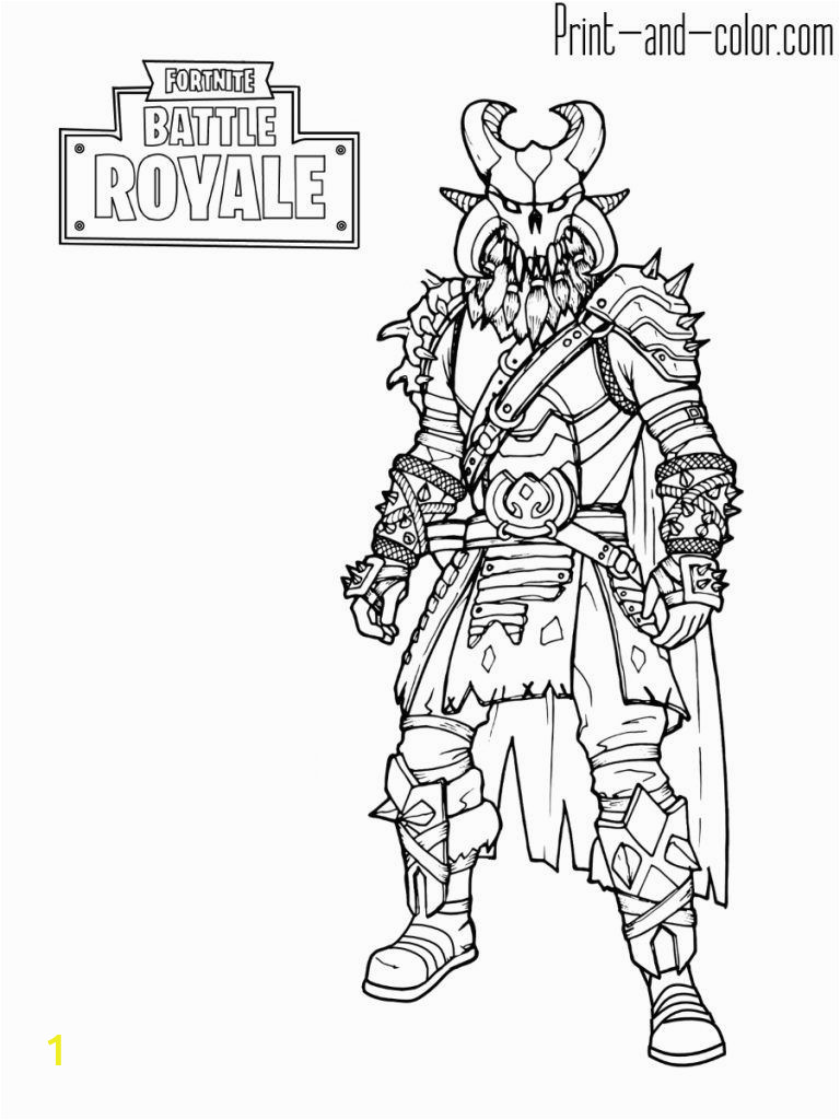 Fortnite Christmas Coloring Pages fortnite Coloring Pages