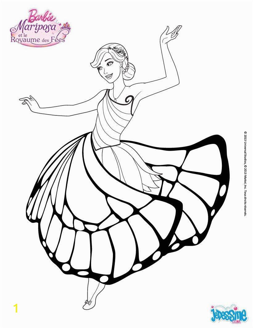 Free Barbie Coloring Pages 10 Barbie Outline 0d