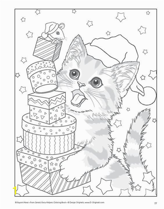 Free Coloring Pages for Kids Cats Pin by Beth forehand On Holiday Crafts