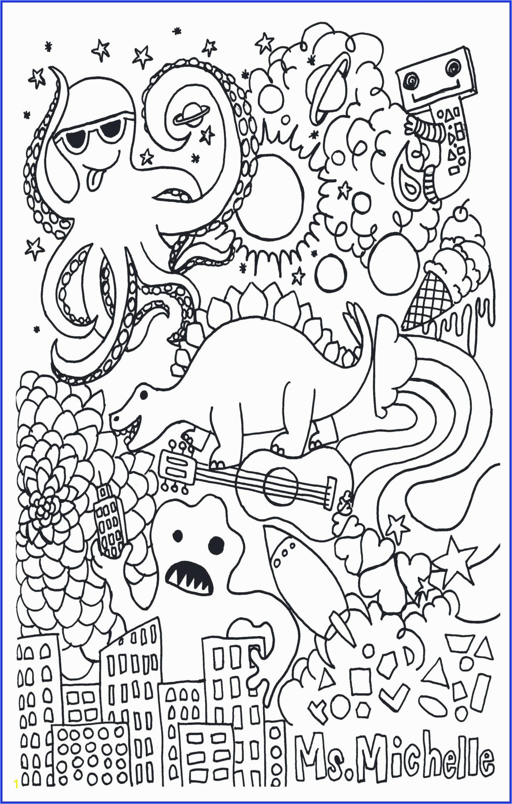 summer coloring pages for kids color puzzles printable sheets mrpage co printables camp vacation free season preschoolers adults beach colouring in scaled