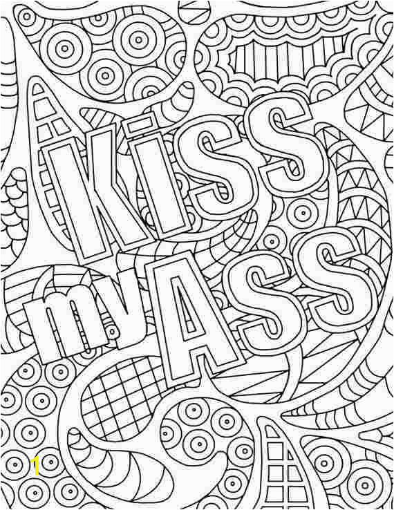 swear words coloring pages free s colorfullanguageart swear words words coloring pages free swear
