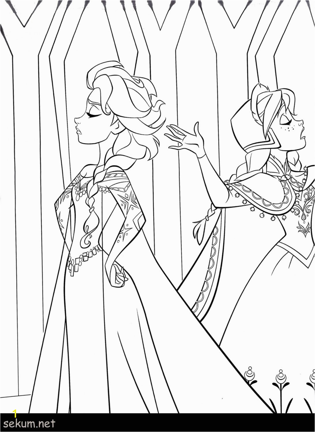 fabulous free printable frozen coloring pages ideas disneytle copy for kids elsa colouring to print disney castle and anna sheet sheets pictures printables princess 1092x1498