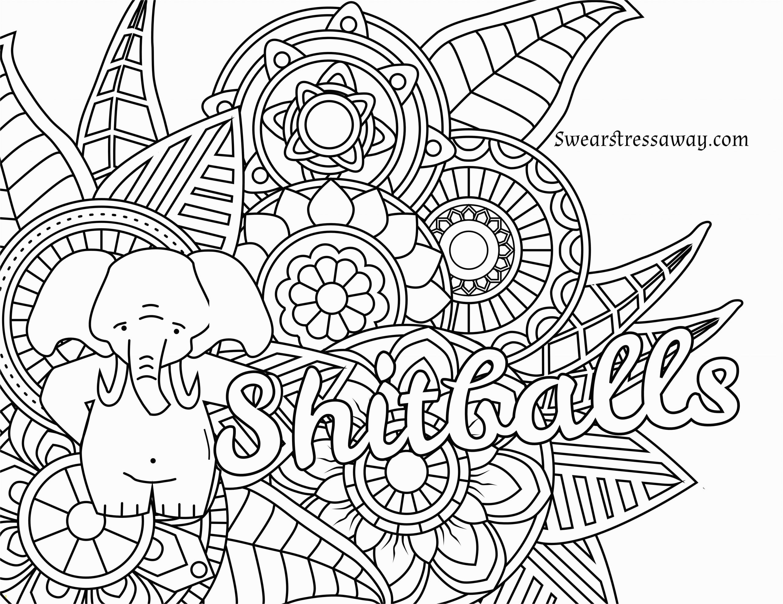 curse word coloring book lovely swearresh awesome pageor adult od of printable pages animals