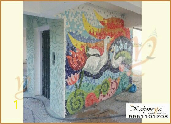 Ganesh Elevation Wall Mural Pin by Nekkalapu Lakshmi On Murals for House Elevation