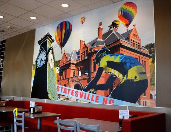 statesville mural on
