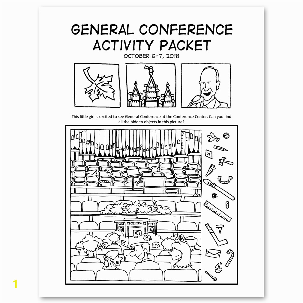 tremendous general conference coloring pages image inspirations ldpd pbl258 oct english cover ideas online games google docs for kids to
