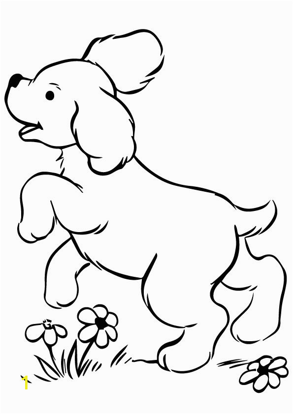 Golden Retriever Puppy Coloring Pages 30 Cute Puppy Coloring Pages for Your Little Es