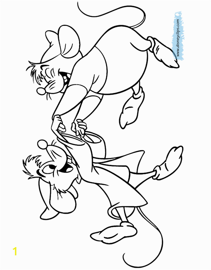 974ab8d4b796f75d db4500c88 cinderella gus coloring pages cinderella coloring pages 2 disney 720 920