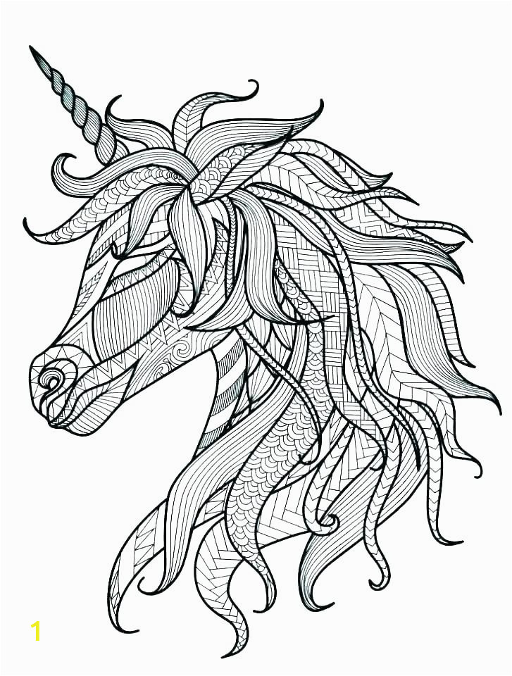 unicorn color page free printable coloring pages to her with amazing unicorns for adults astonishing cute pdf