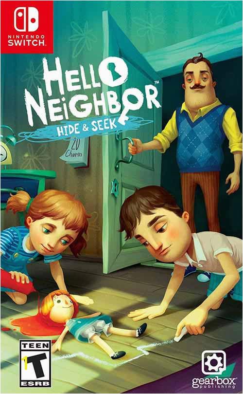 NSW Hello Neighbor Hide And Seek large image