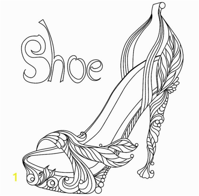 shoe coloring sheets page pages books jordan tennis free printable 672x661