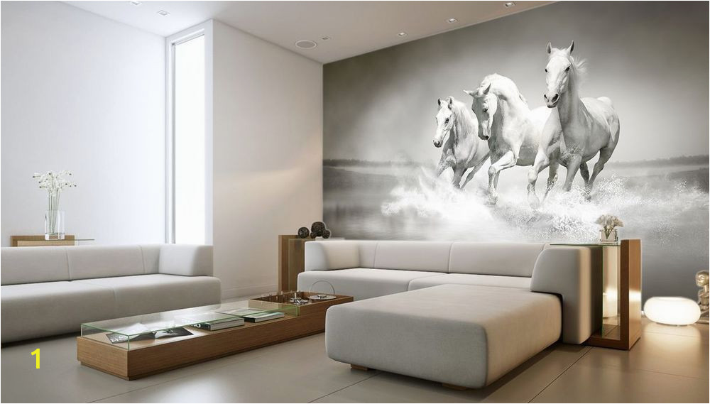 Horse Wall Murals Wallpaper Giant Wallpaper Art Decor Wall Mural Wild Horses