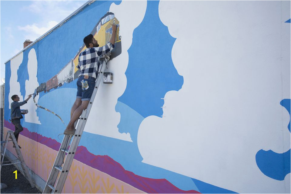 How to Draw A Mural On A Wall Quick Tips On How to Paint A Wall Mural