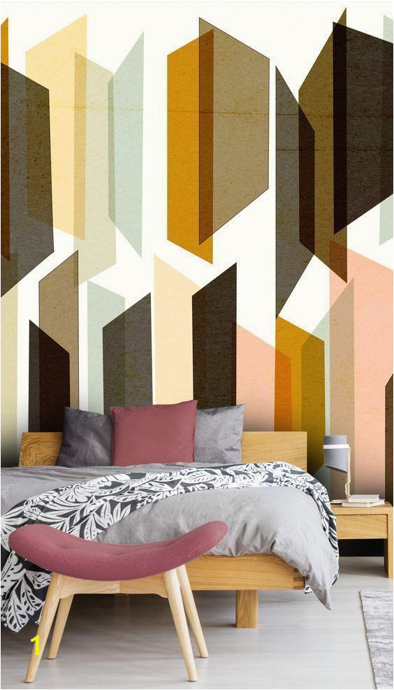 How to Install A Wall Mural Sequence Make A Small Room Look Bigger In 2019