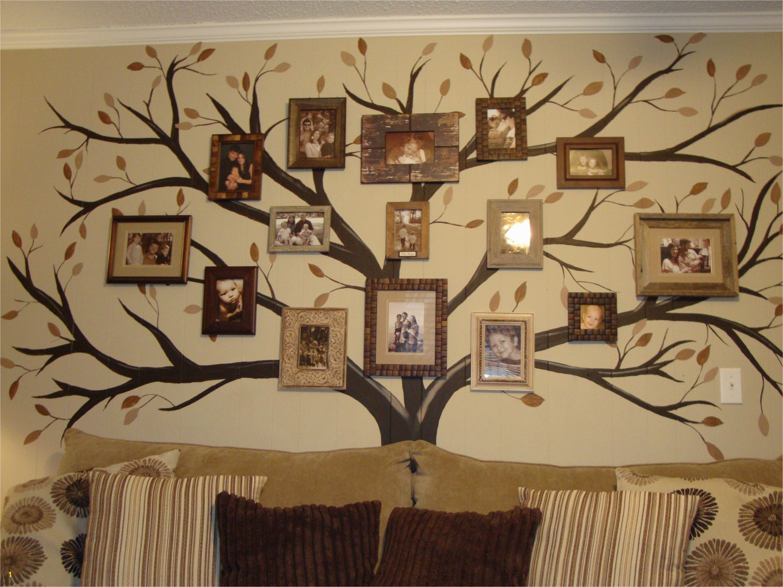 How to Make A Family Tree Wall Mural My Family Tree Mural Pied From Another I Found On