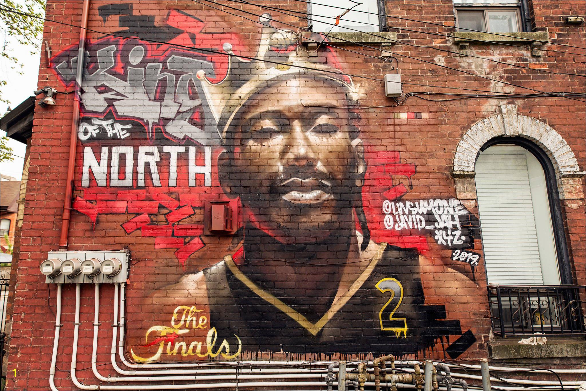 kawhi mural 1