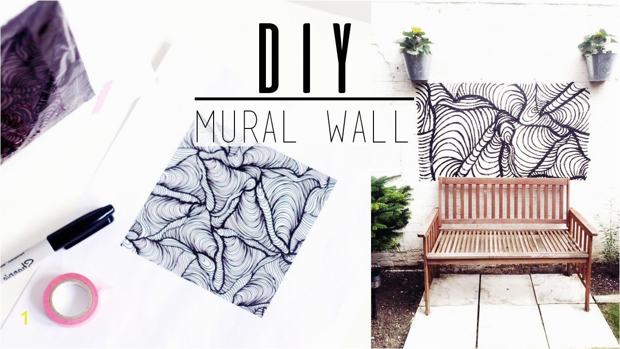 How to Paint A Wall Mural without A Projector Diy Mural · Easily Paint Any Image Any Size W Quick Diy Projector · Ad · Semiskimmedmin