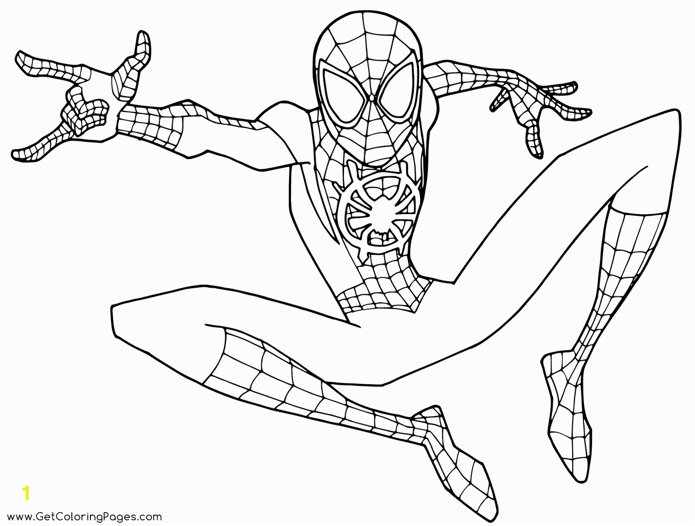 spider girl coloring pages man into the verse pop walgreens woman spidey spiderman lego anime with funko