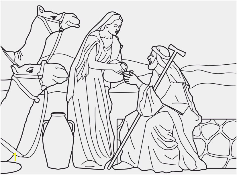 isaac and rebekah coloring pages portraits free coloring pages isaac and rebekah of isaac and rebekah coloring pages