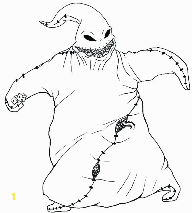 coloring pages nightmare before free printable jack christmas