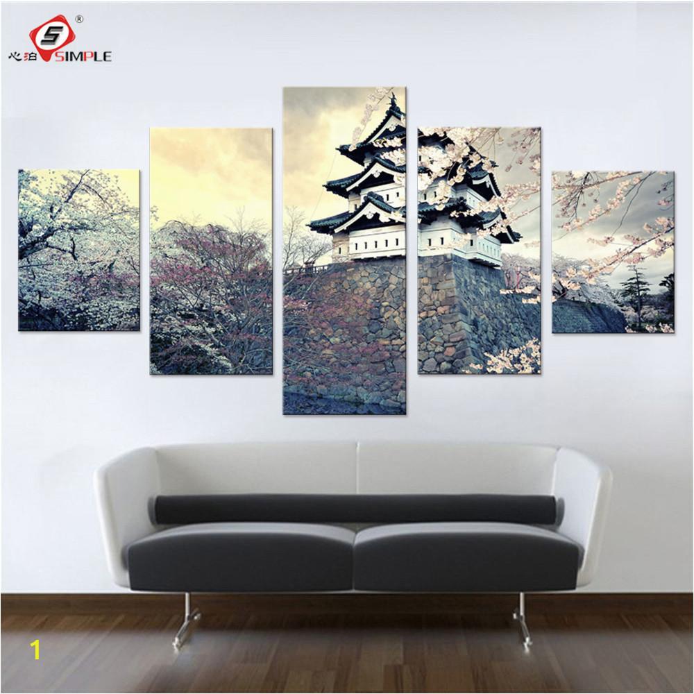 Japanese Style Wall Murals 23 asian Wall Art Kunuzmetals