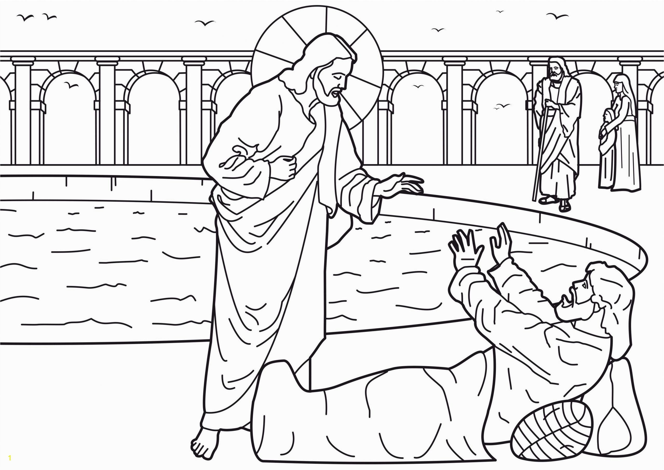 jesus healing the blind man coloring page elegant images bible page 3 notes from the parsonage of jesus healing the blind man coloring page
