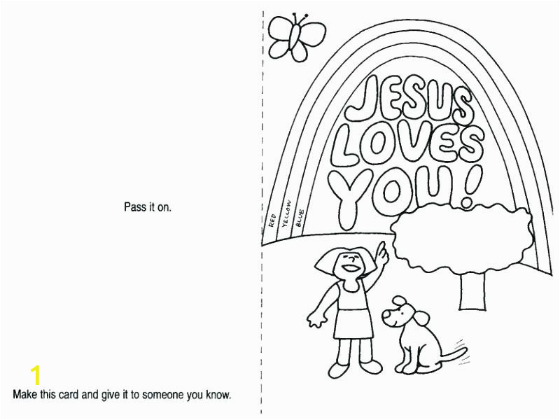coloring page loves me pages of carrying the cross jesus free printable