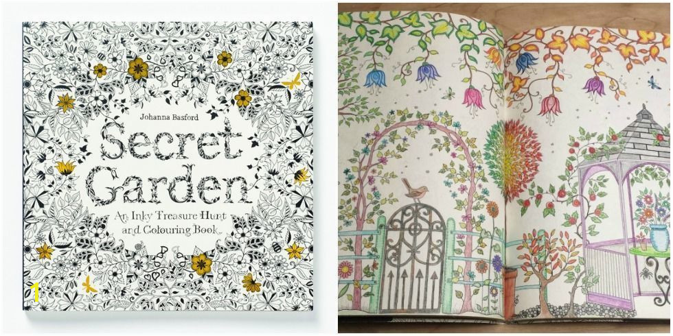 landscape landscape secret garden coloring book index